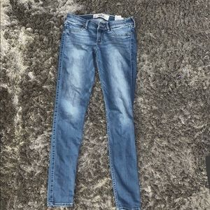 Light Wash Hollister Jeans